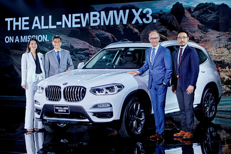 The All new BMW X3161160
