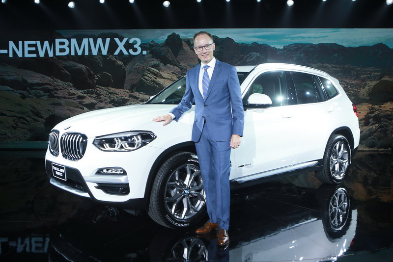 The All new BMW X3161160 3