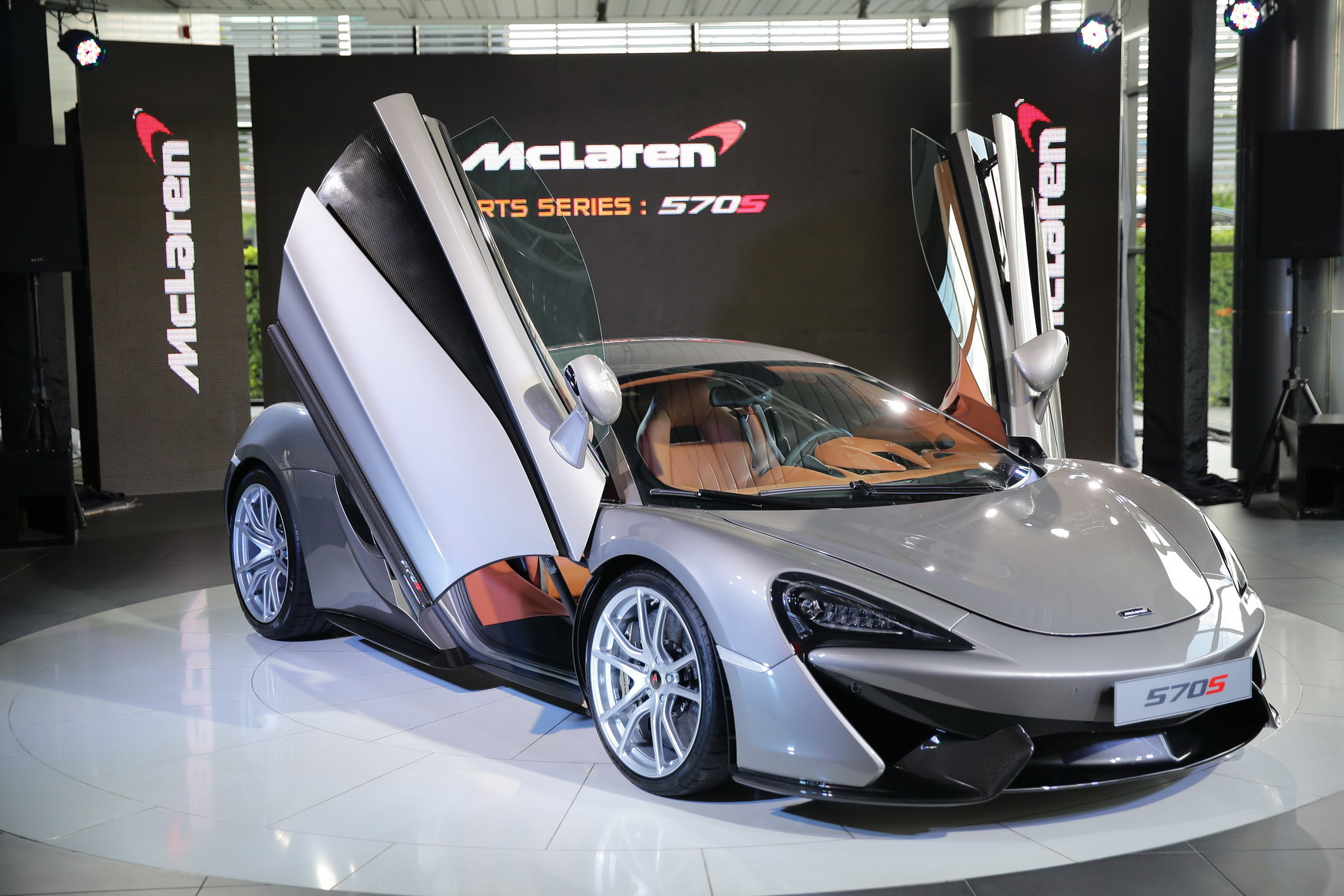 McLaren 570S Coupe Launch 26