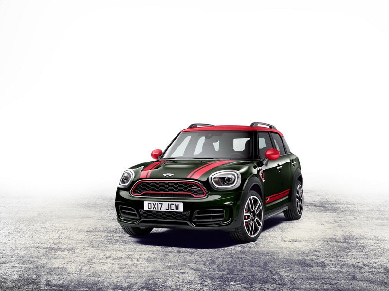 MINI John Cooper Works Countryman 151160