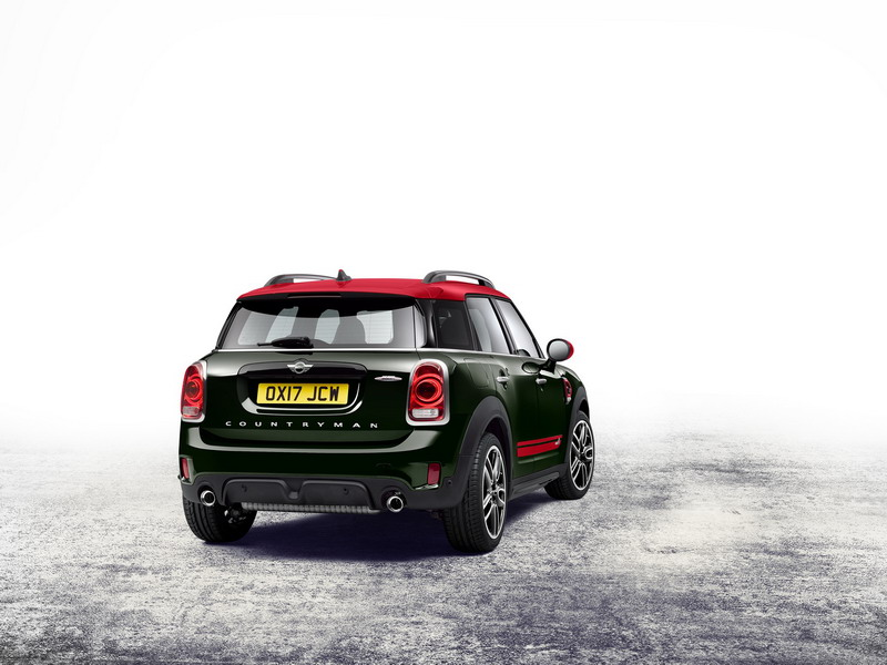 MINI John Cooper Works Countryman 151160 2