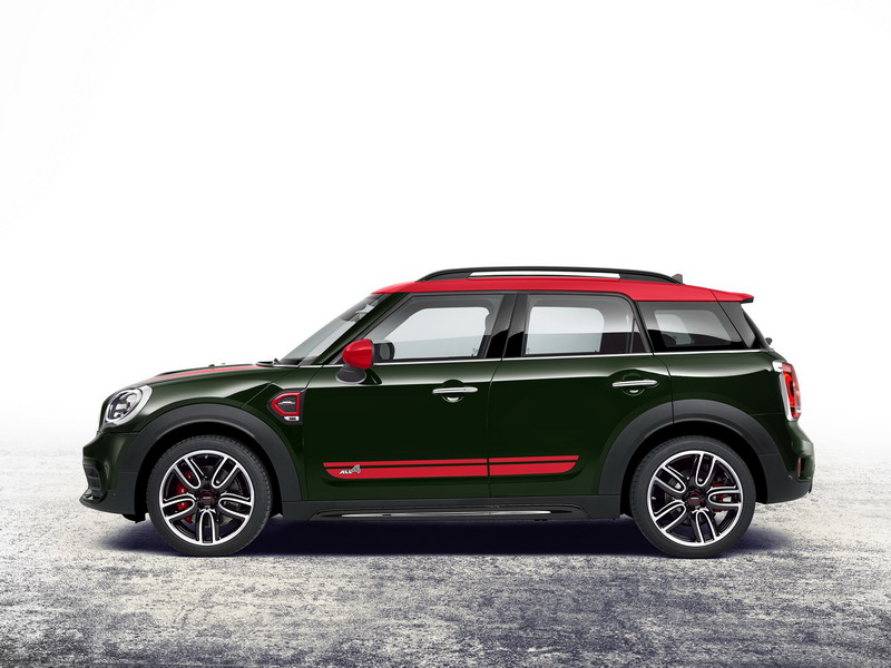 MINI John Cooper Works Countryman 151160 3