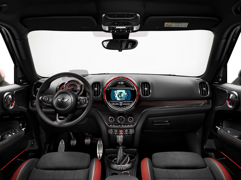 MINI John Cooper Works Countryman 151160 4